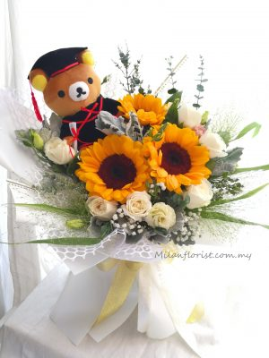 Graduation-Bouquet-Convocation-Bouquet-毕业花束-1